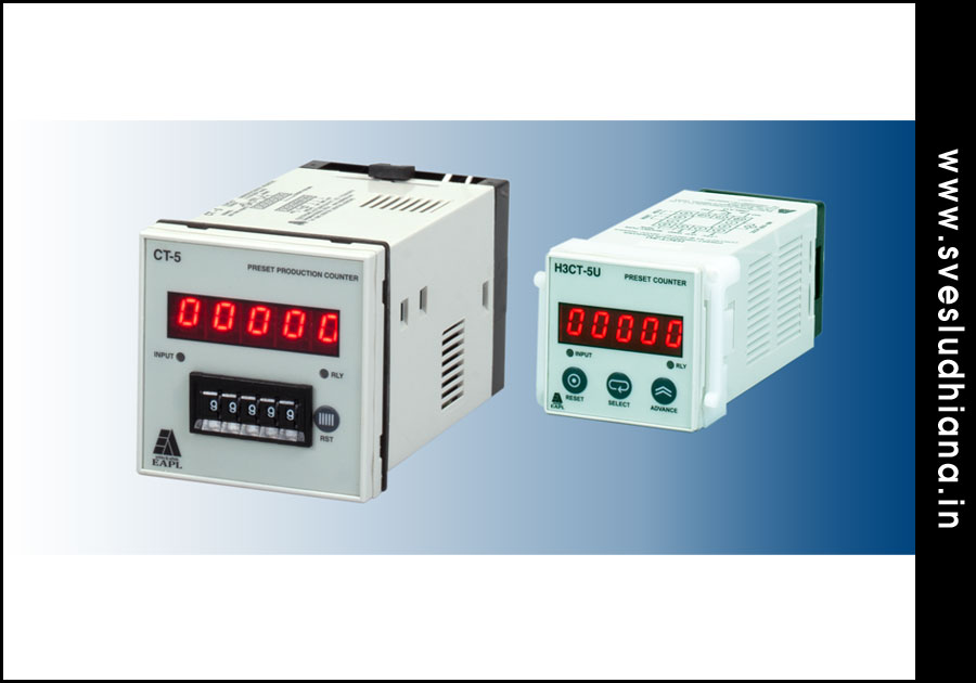 Preset Counters electrical automation products suppliers dealers distributors in Ludhiana Punjab India