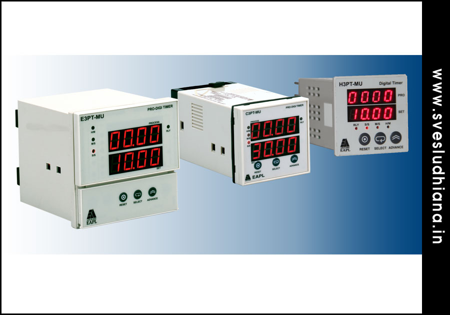 Digital Timers electrical automation products suppliers dealers distributors in Ludhiana Punjab India