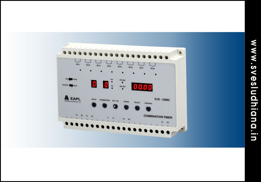 Combination Timers electrical automation products suppliers dealers distributors in Ludhiana Punjab India