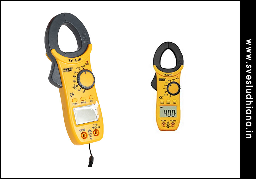 Clamp Meter electrical automation products suppliers dealers distributors in Ludhiana Punjab India