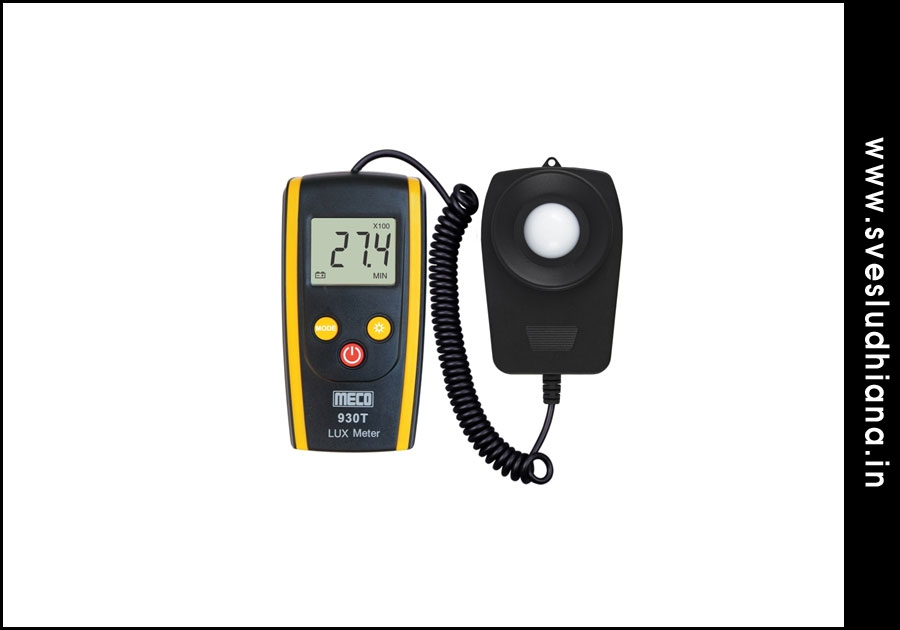 Lux Meter electrical automation products suppliers dealers distributors in Ludhiana Punjab India