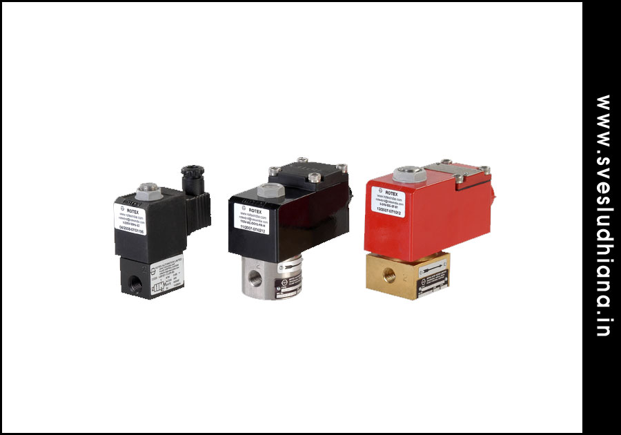 Solenoid Valve electrical automation products suppliers dealers distributors in Ludhiana Punjab India