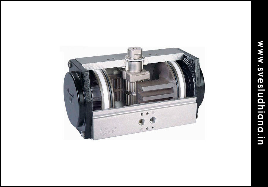 Pneumatic Actuator electrical automation products suppliers dealers distributors in Ludhiana Punjab India